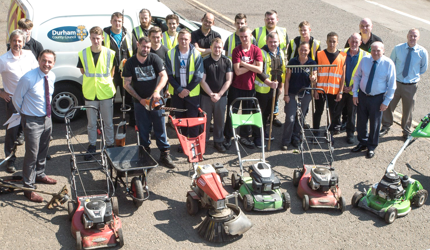 Young Unemployed Given Fresh Start