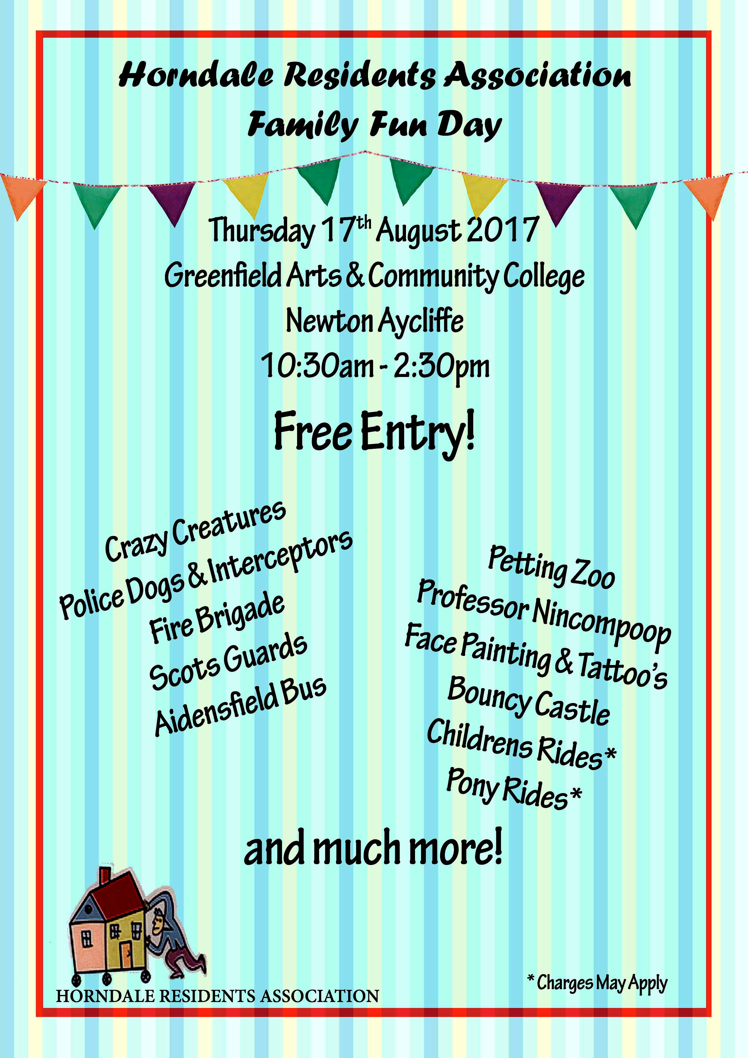 Community Fun Day in aid of MRI Scanner Appeal