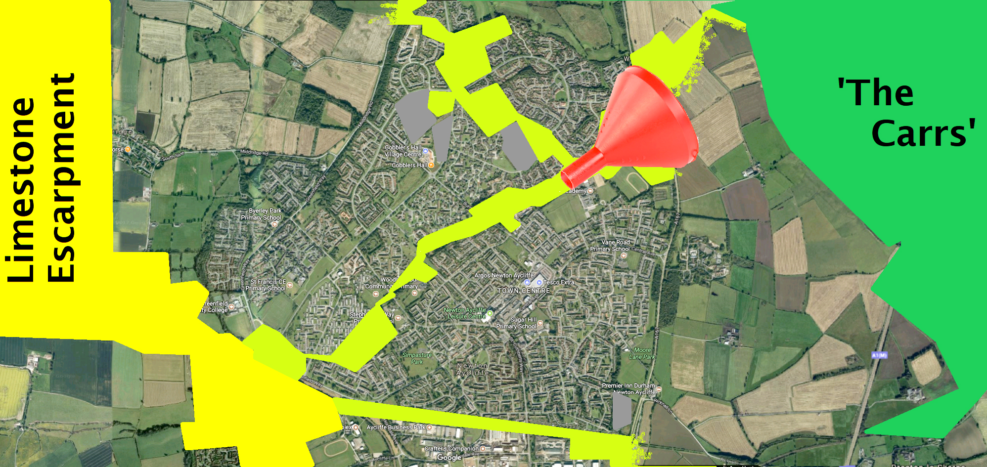 Councillor Opposes Building 430 Houses at Woodham