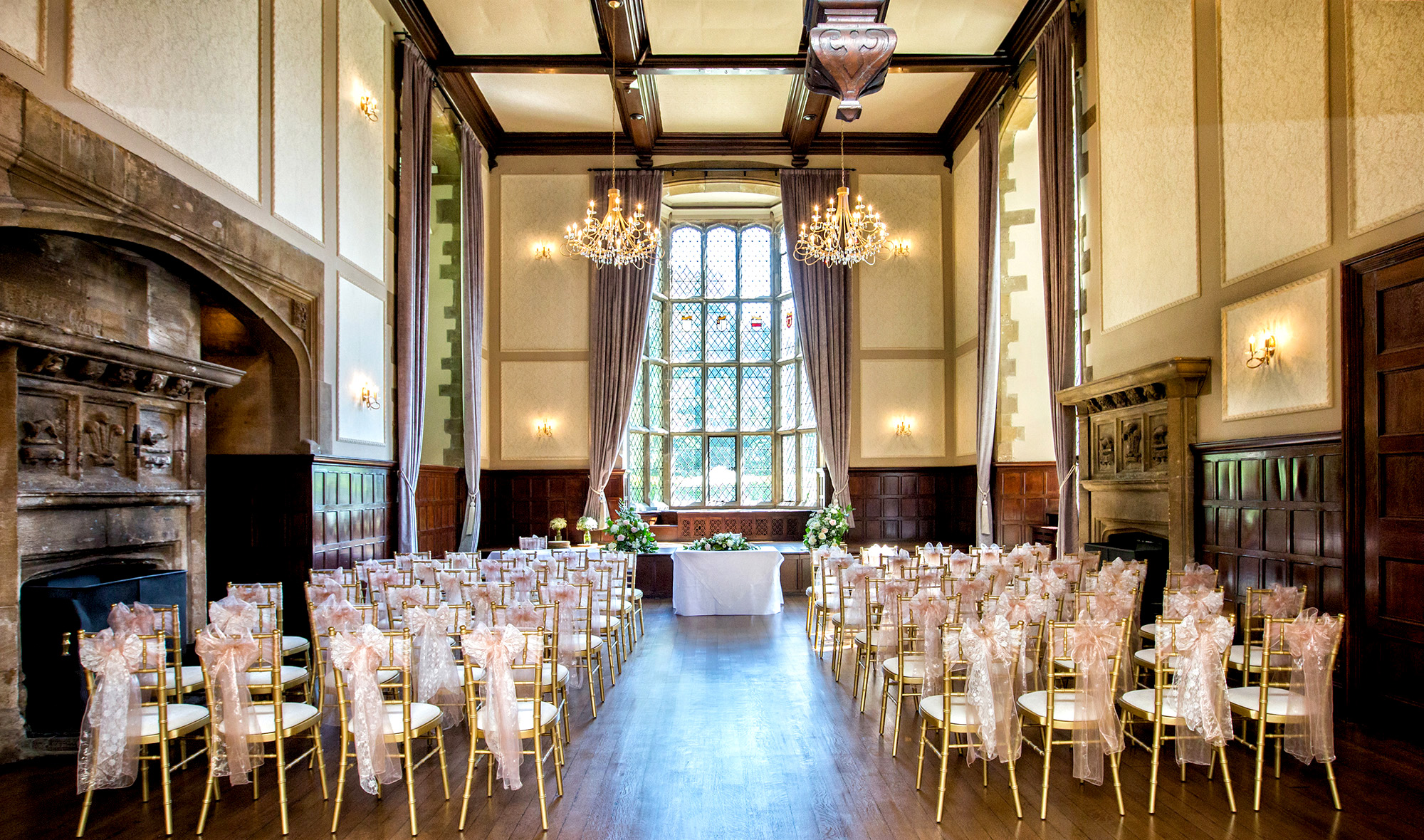 Hotel Spends £100k on Great Hall