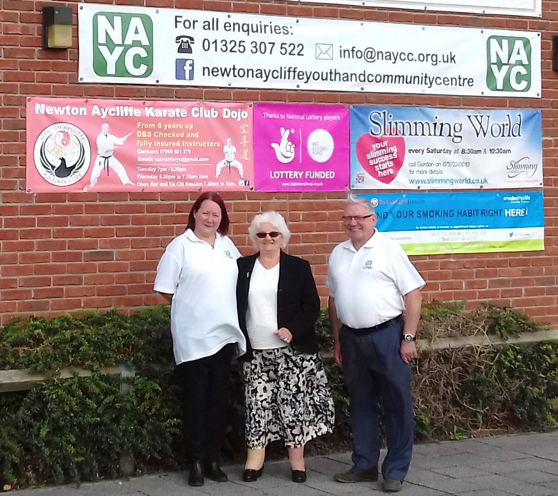 Funding Boost for Local Centre