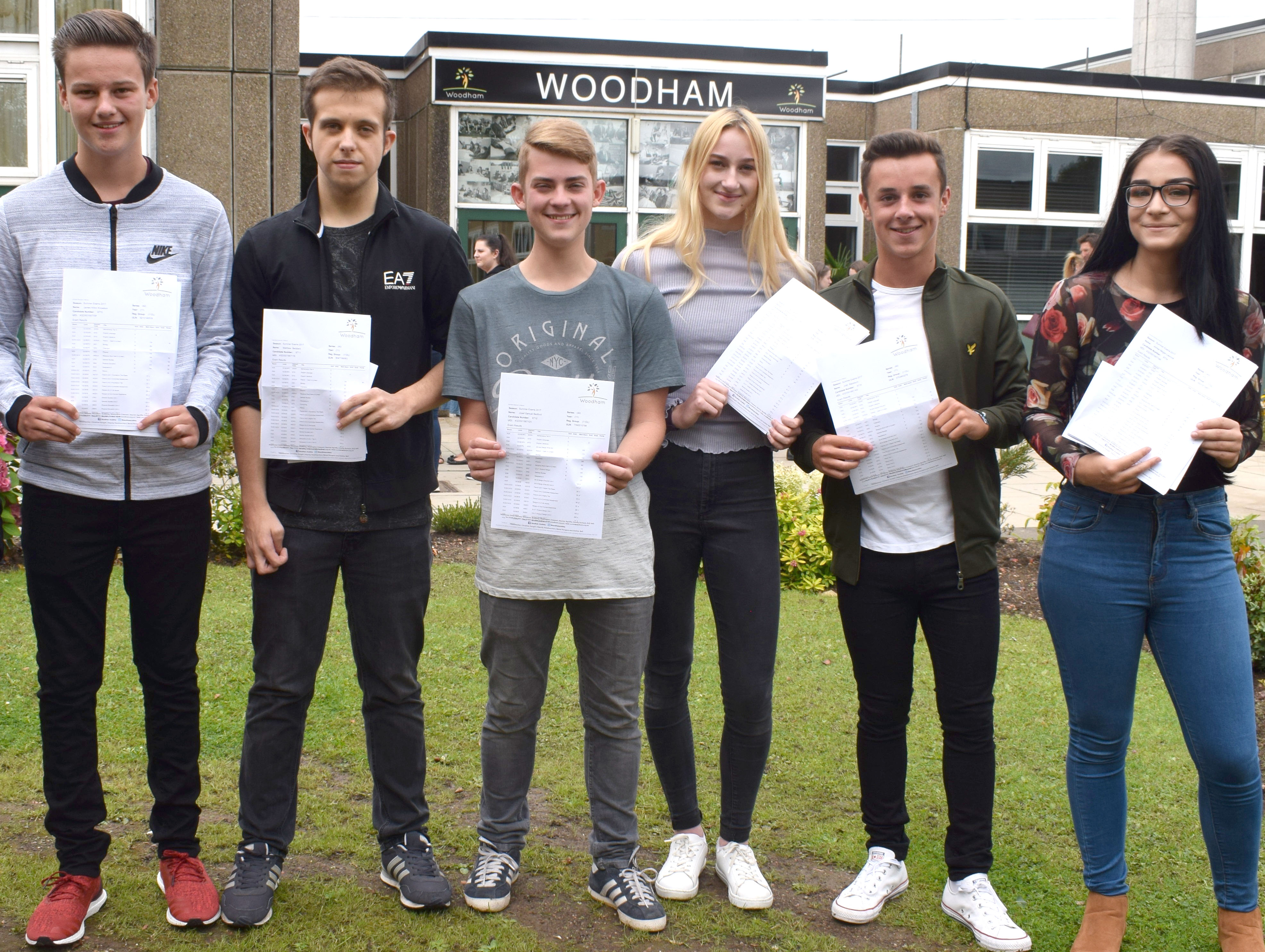 Town Students Ranked Among the UK's Best
