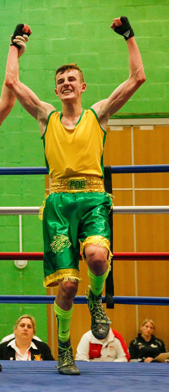 Aycliffe Boxer Awarded Scholarship