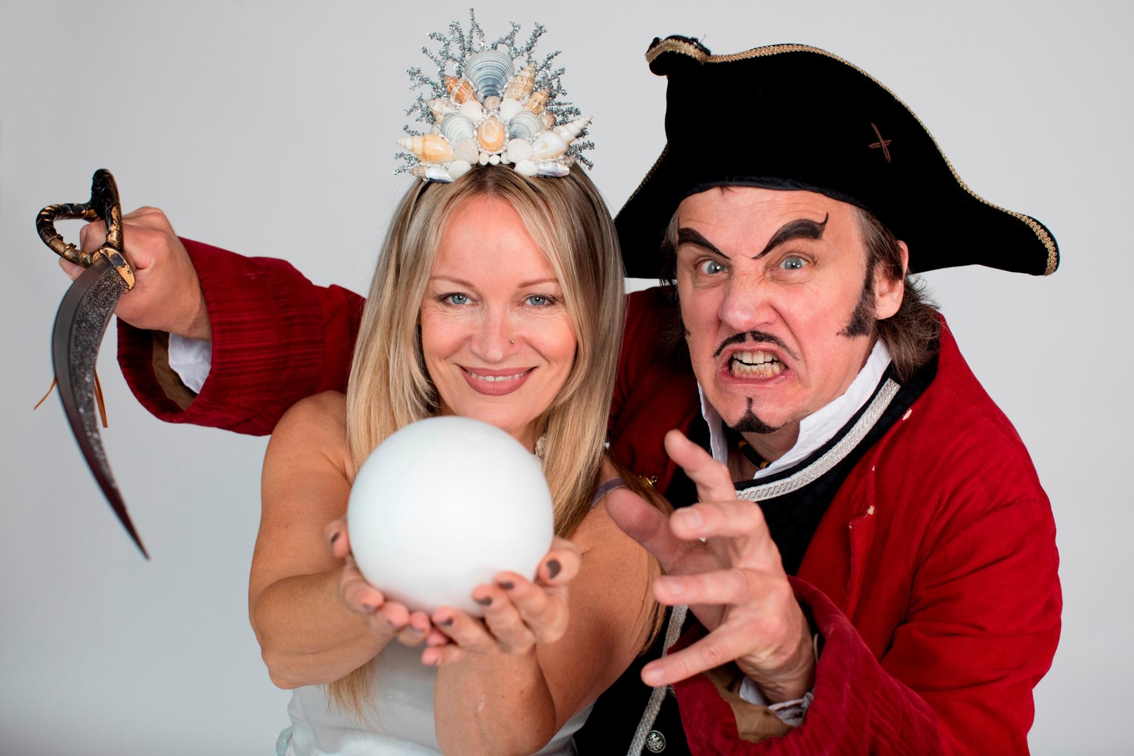 High Seas Fun in Gala's Pirate Panto