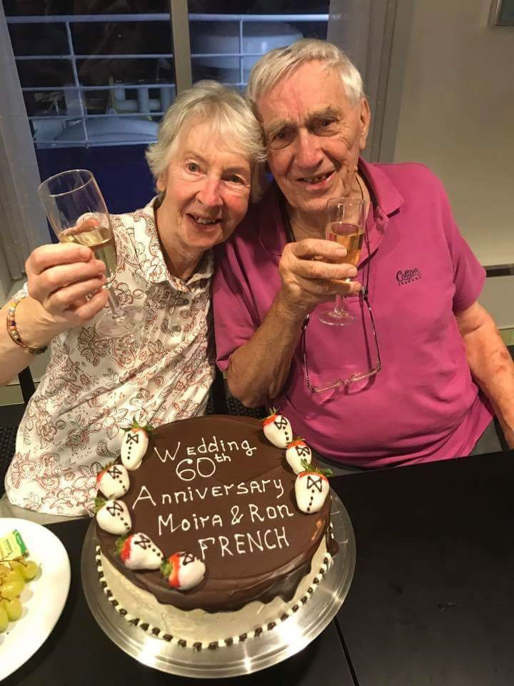 60th Wedding Anniversary Celebrations