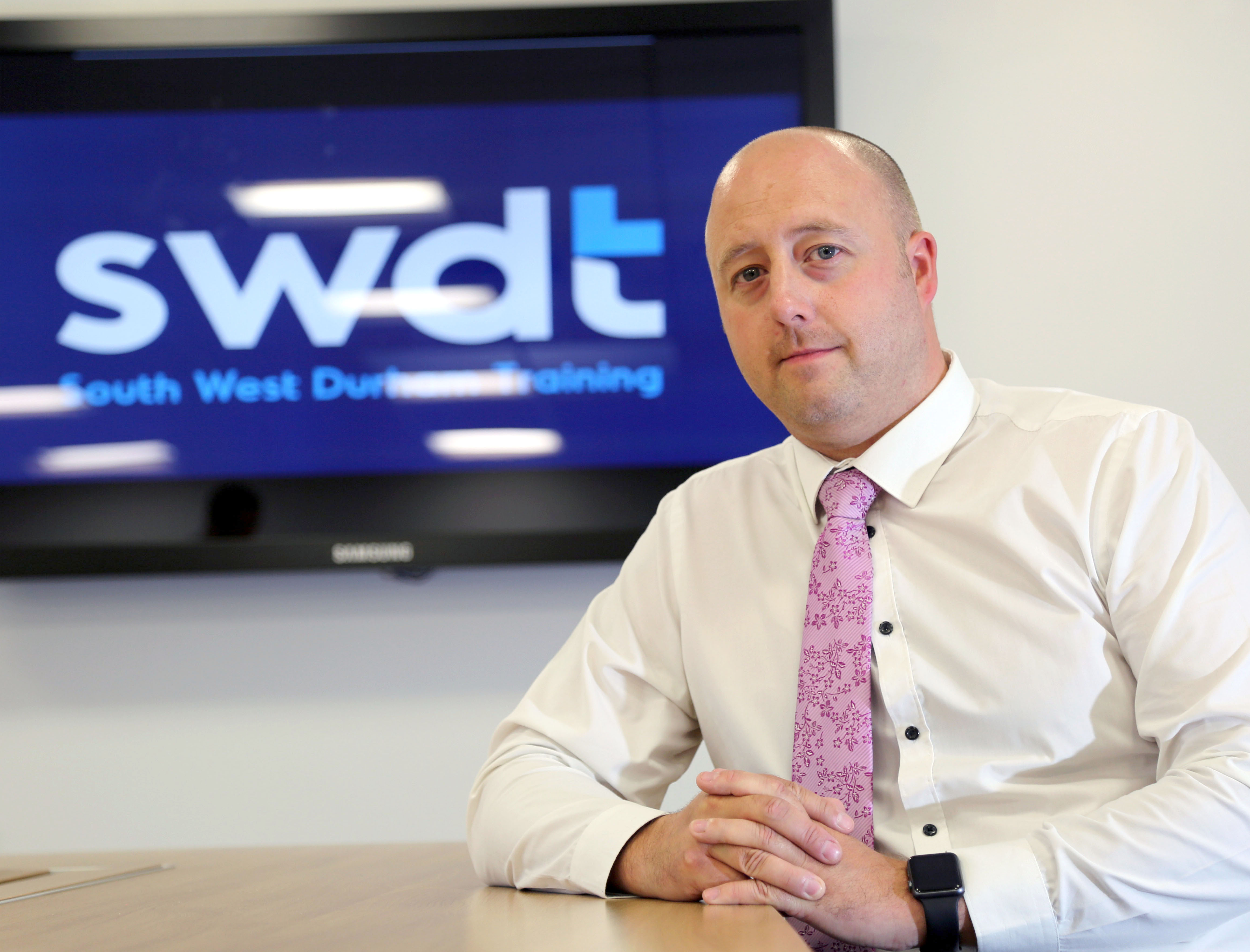New Manager at SWDT