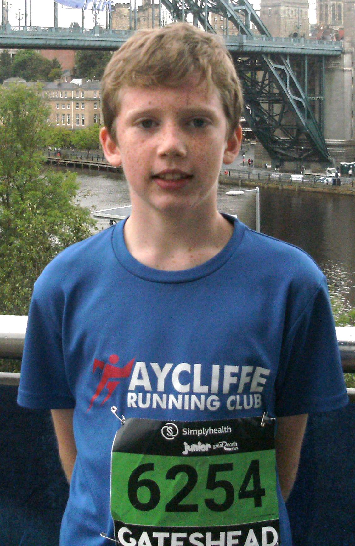 Junior Great North Runner
