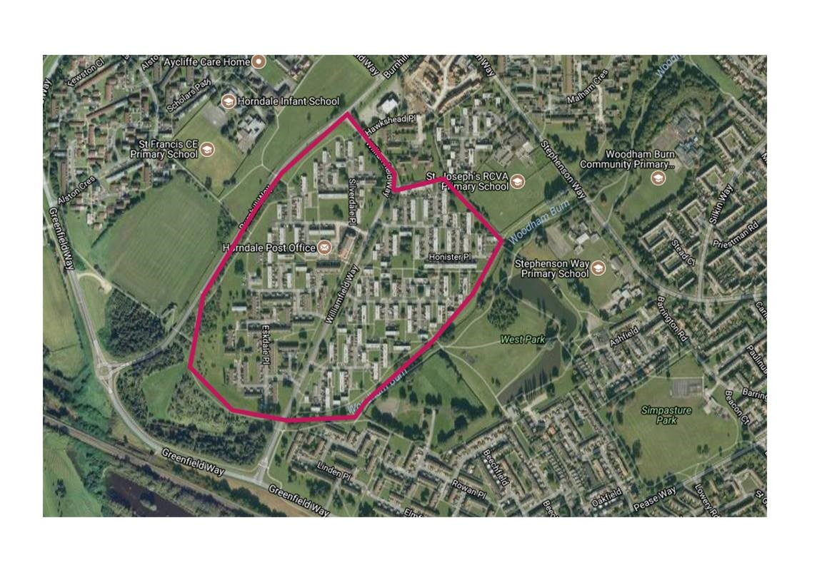 Insufficient Community Support for Proposed Regeneration Project