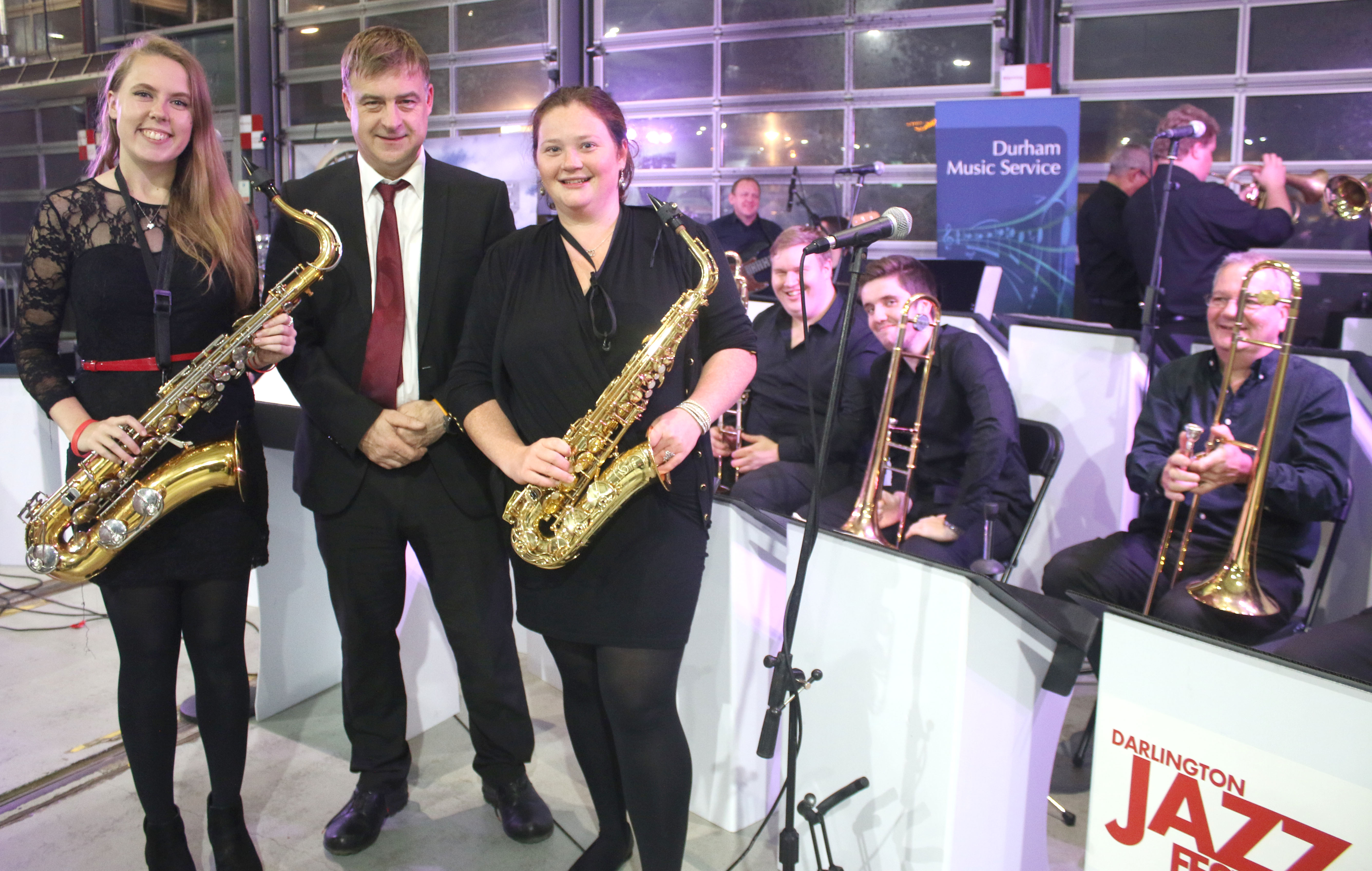 Aycliffe Musicians in Durham Music Service Band