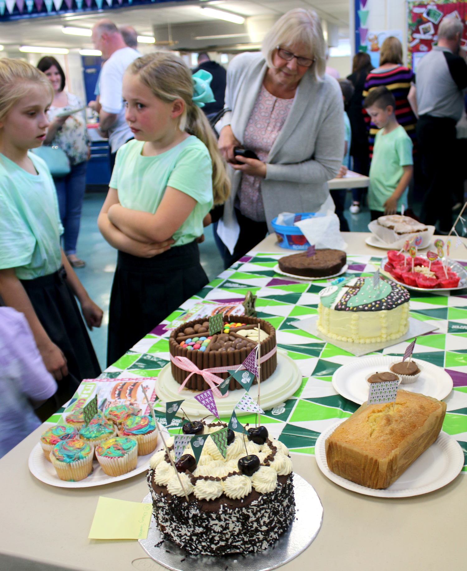 Byerley Park Charity Event Raised £484 for Macmillan