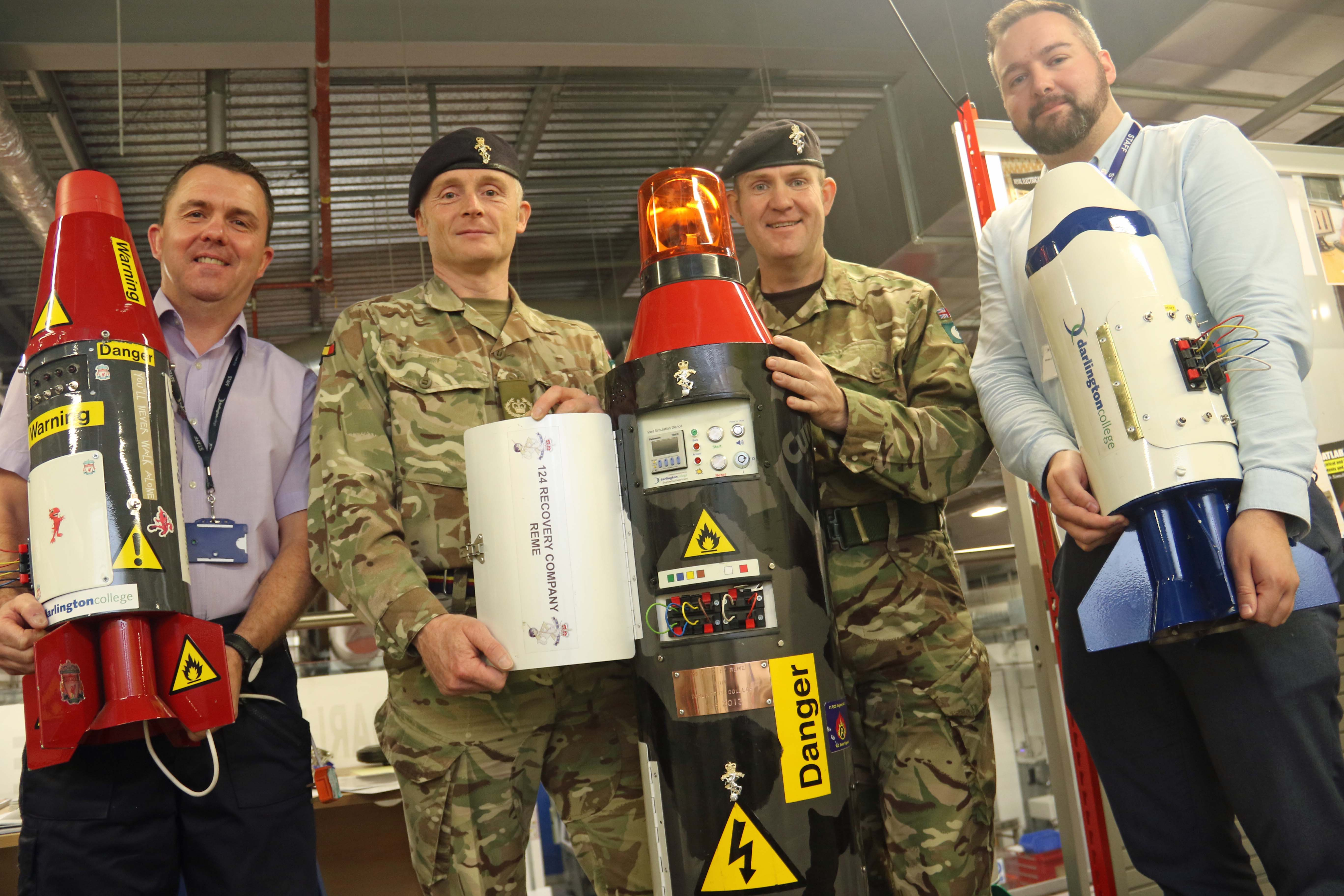 Army Rocket Launches New Careers