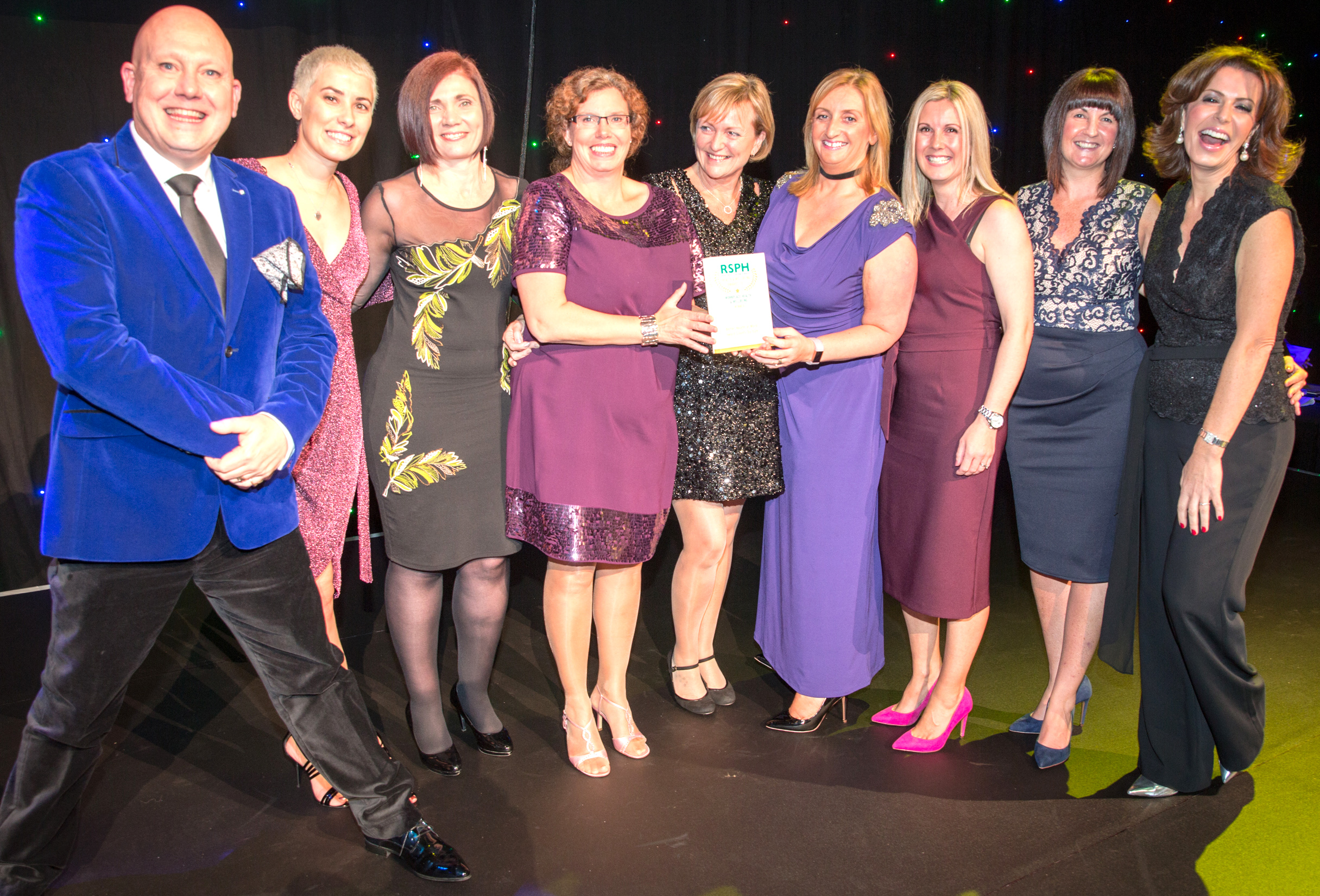 Local Champions PCP Win RSPH Awards