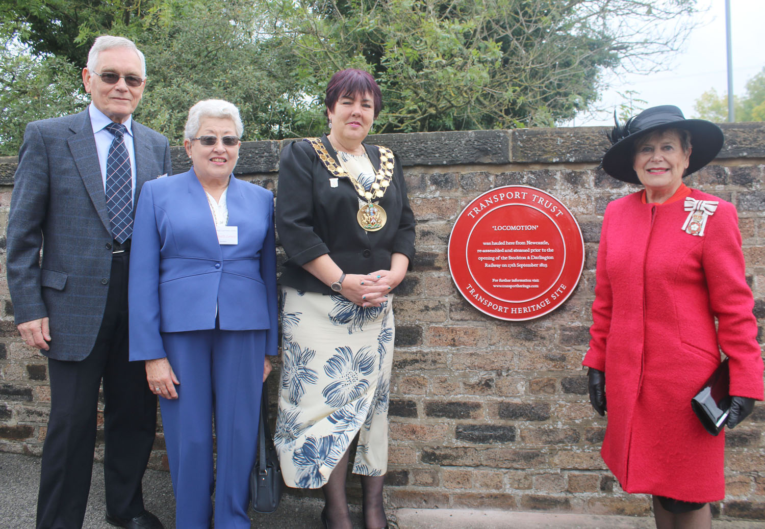 Aycliffe's Claim to Part of Railway Birth History