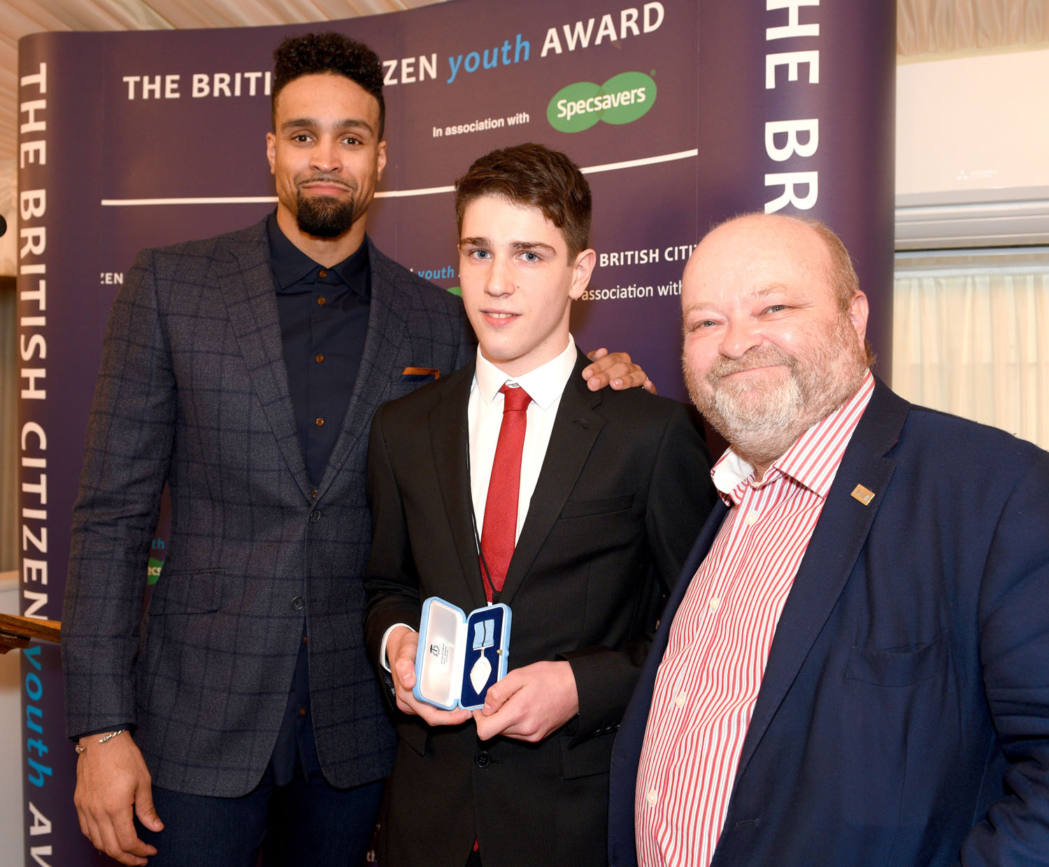 Town Teenager Honoured with British Citizen Youth Award