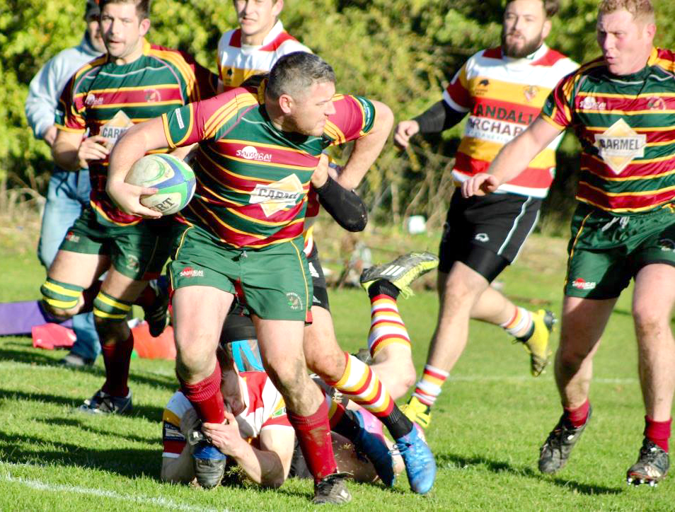 Aycliffe's Derby Ends Well