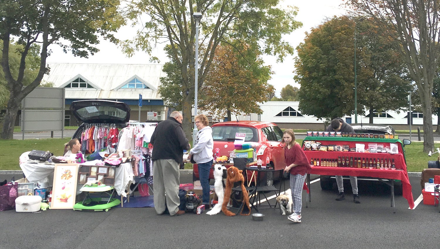 Coffee House Want Regular Car Boot Sales