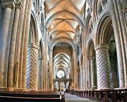 German Choir Perform in Durham Cathedral