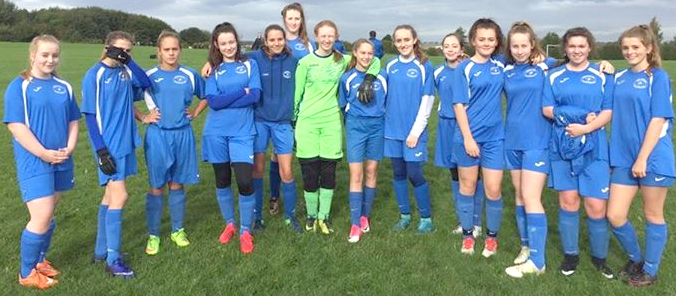 Youth Football Thrives in Aycliffe
