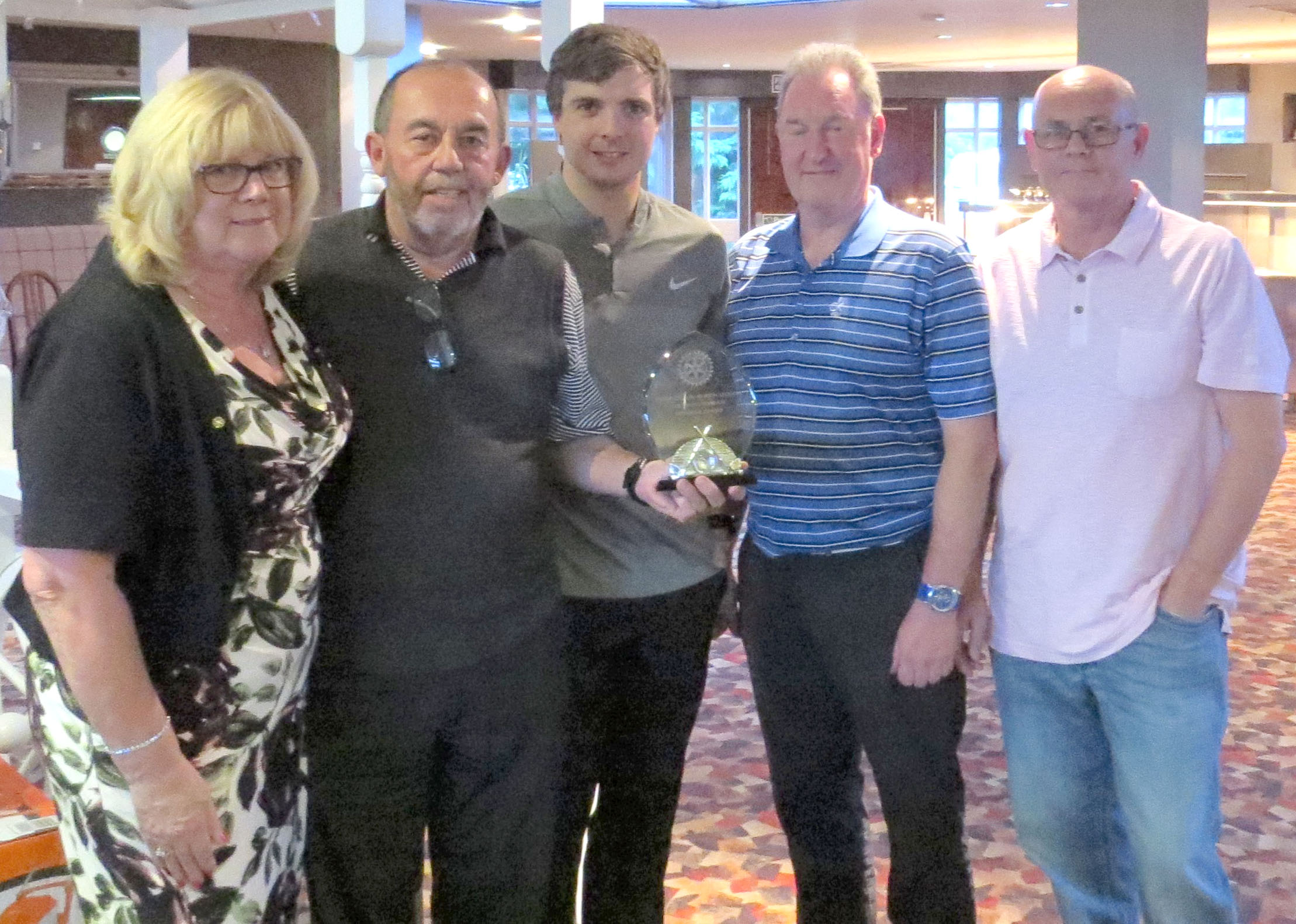 Rotary Club Golf Day raises record funds for Charity
