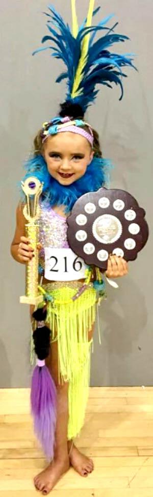Dance Trophy Winner