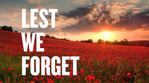 Remembrance Day Parade Sunday, 12th November