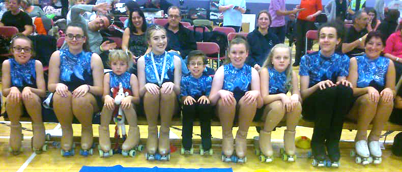 Spectrum Skaters at Bolton