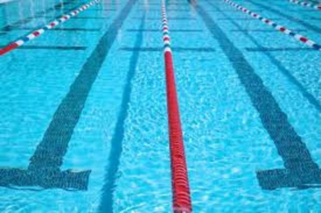 Aycliffe Swimmers at National Gala