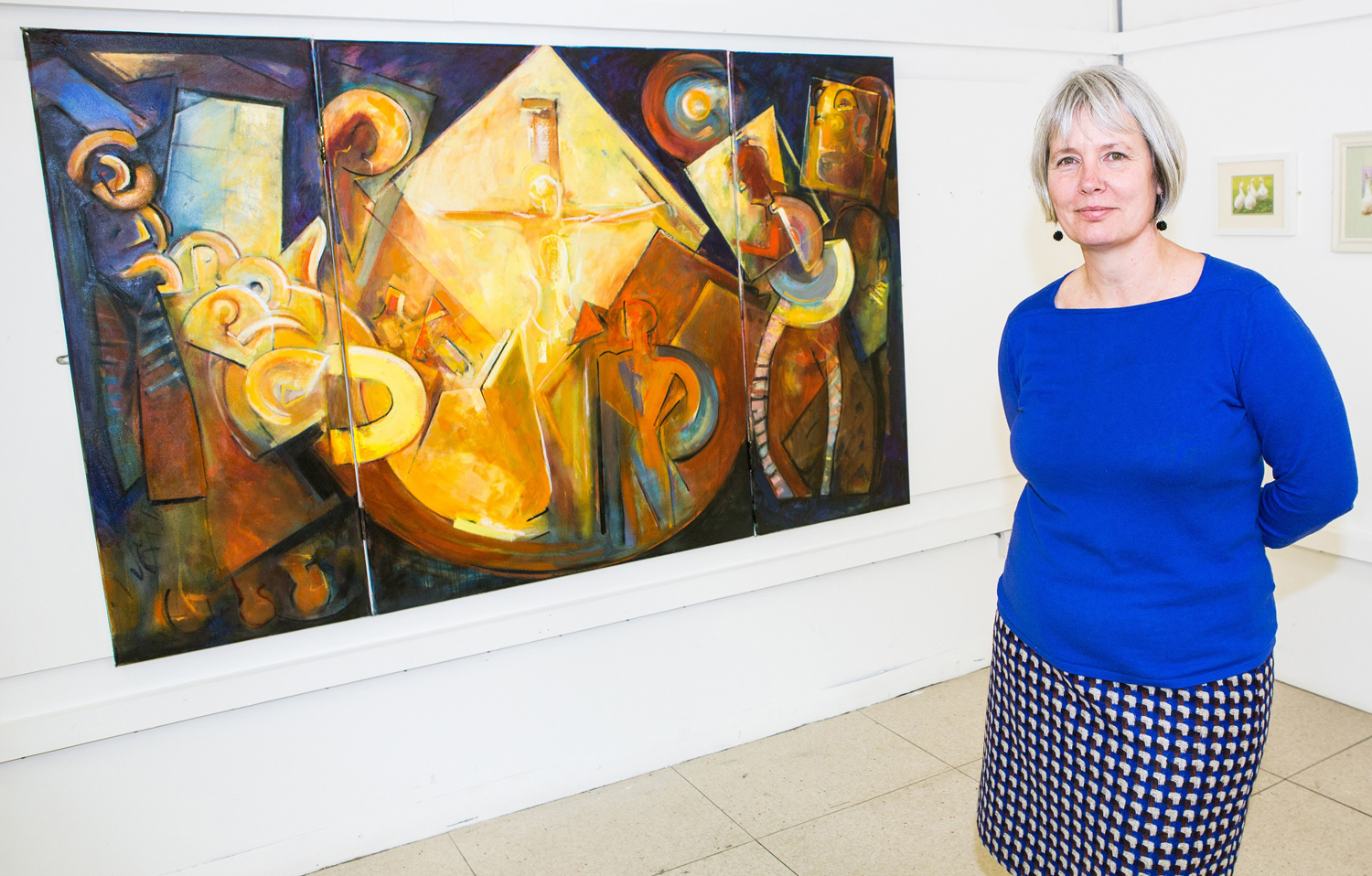 Local Artists in County Durham's Winter Exhibition