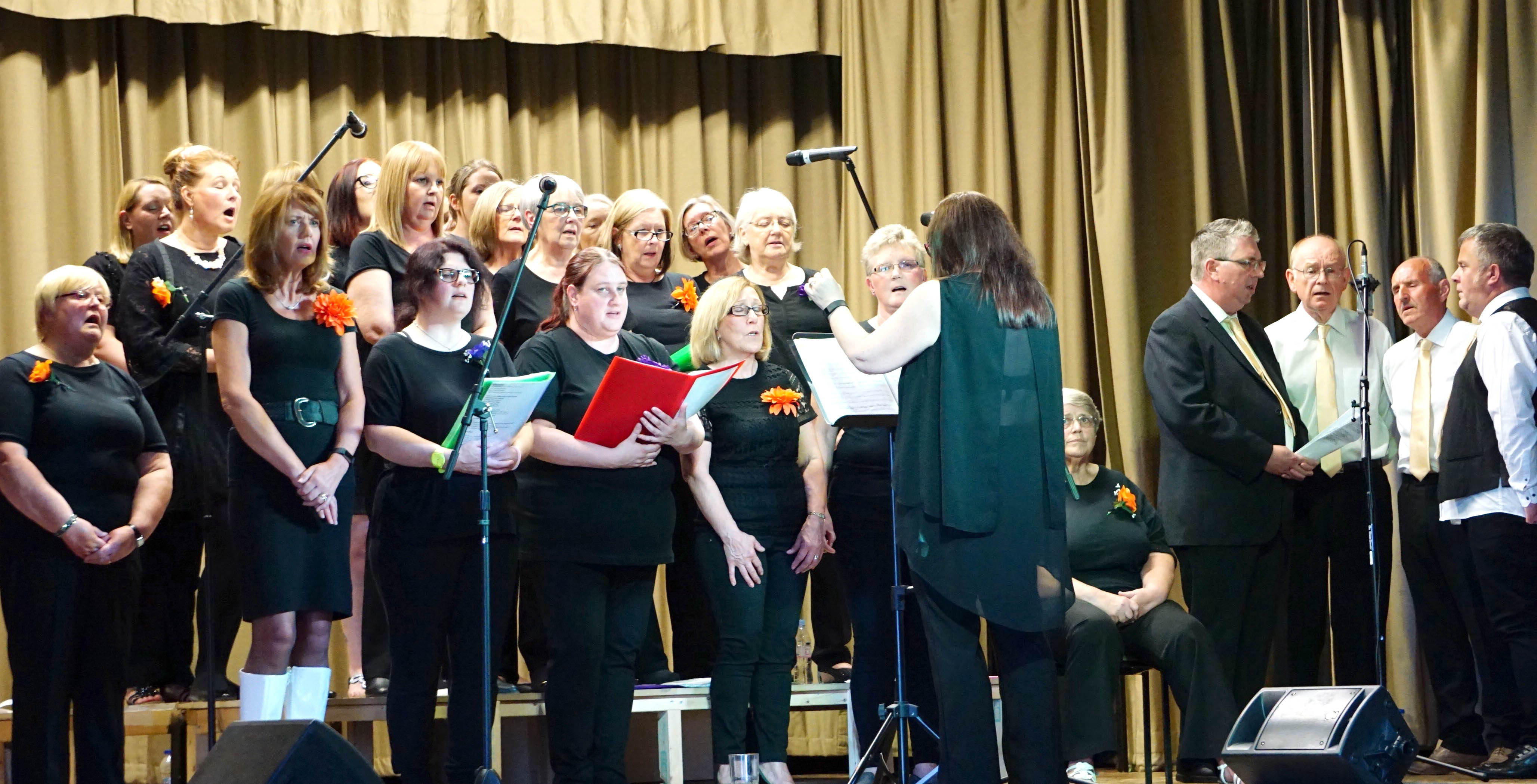 MAD Choir at FREE Annual Community Christmas Concert