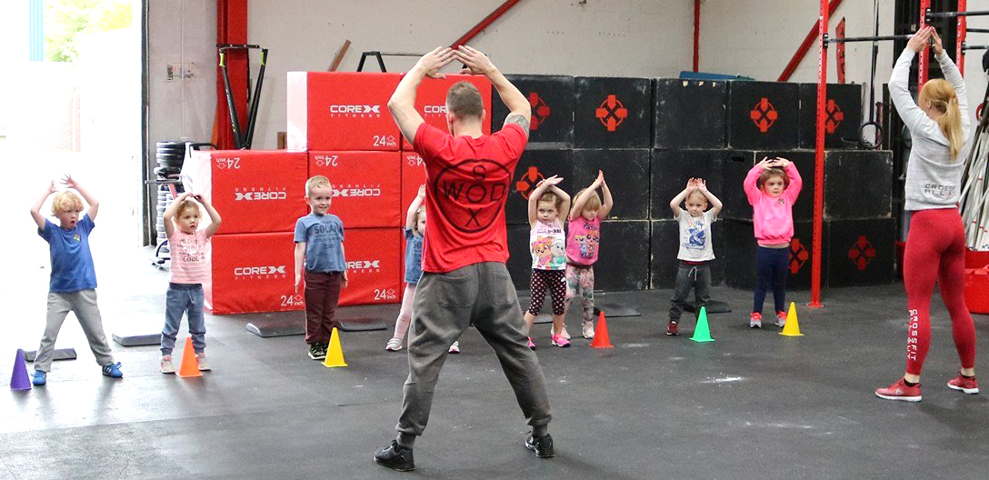 Kids Learn the Value of Keeping Fit & Healthy