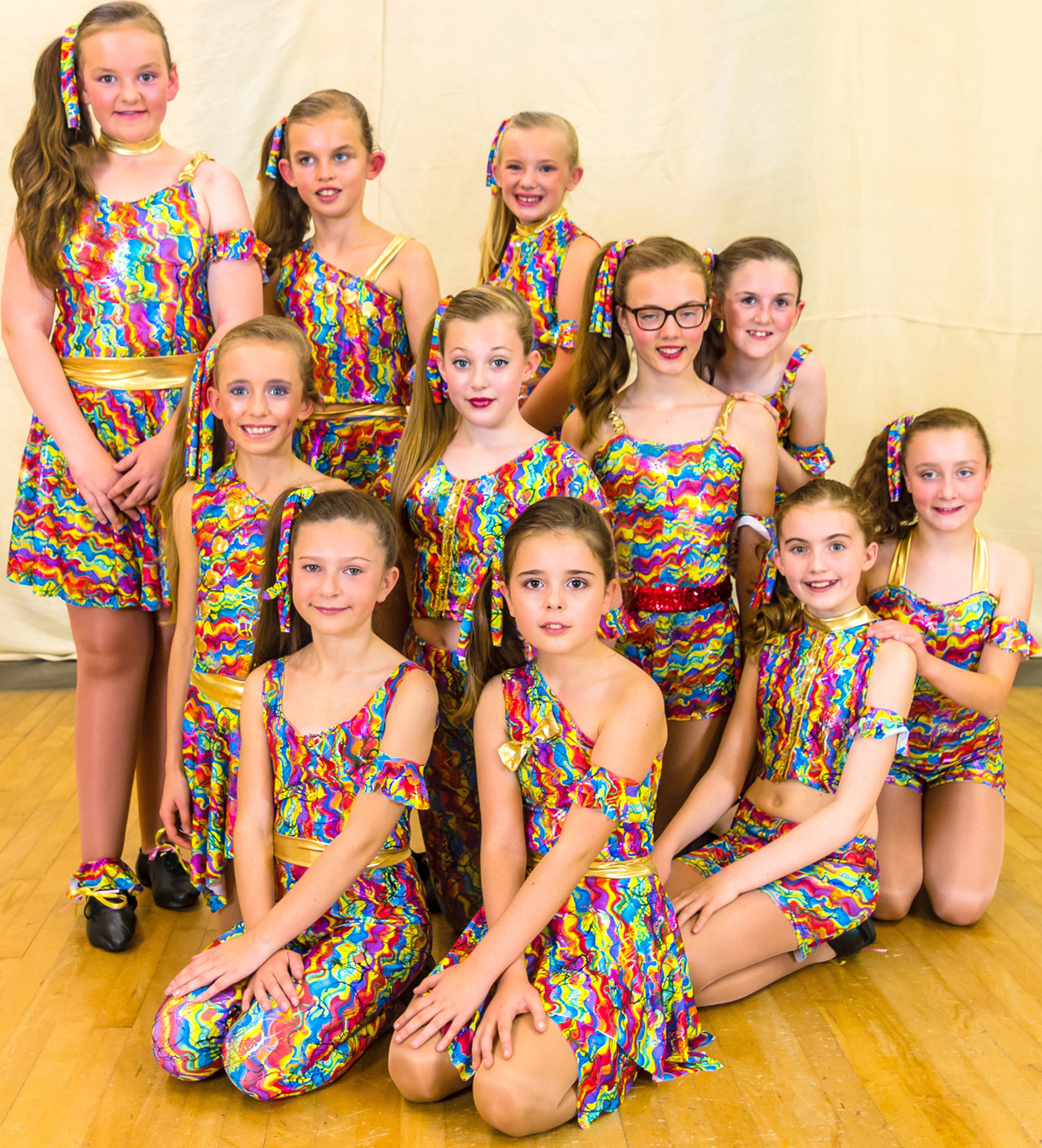 Dance Show in aid of Kieran Maxwell Fund