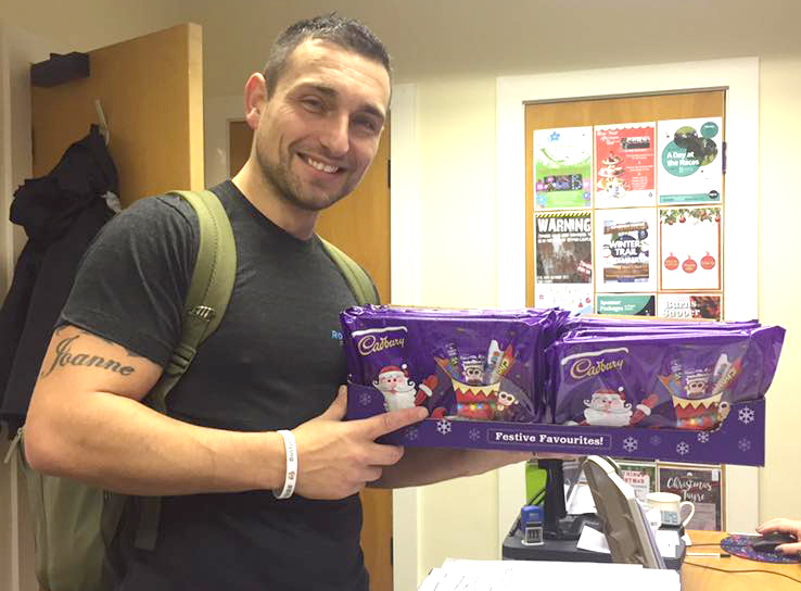 Butterwick Hospice Chocolate Appeal