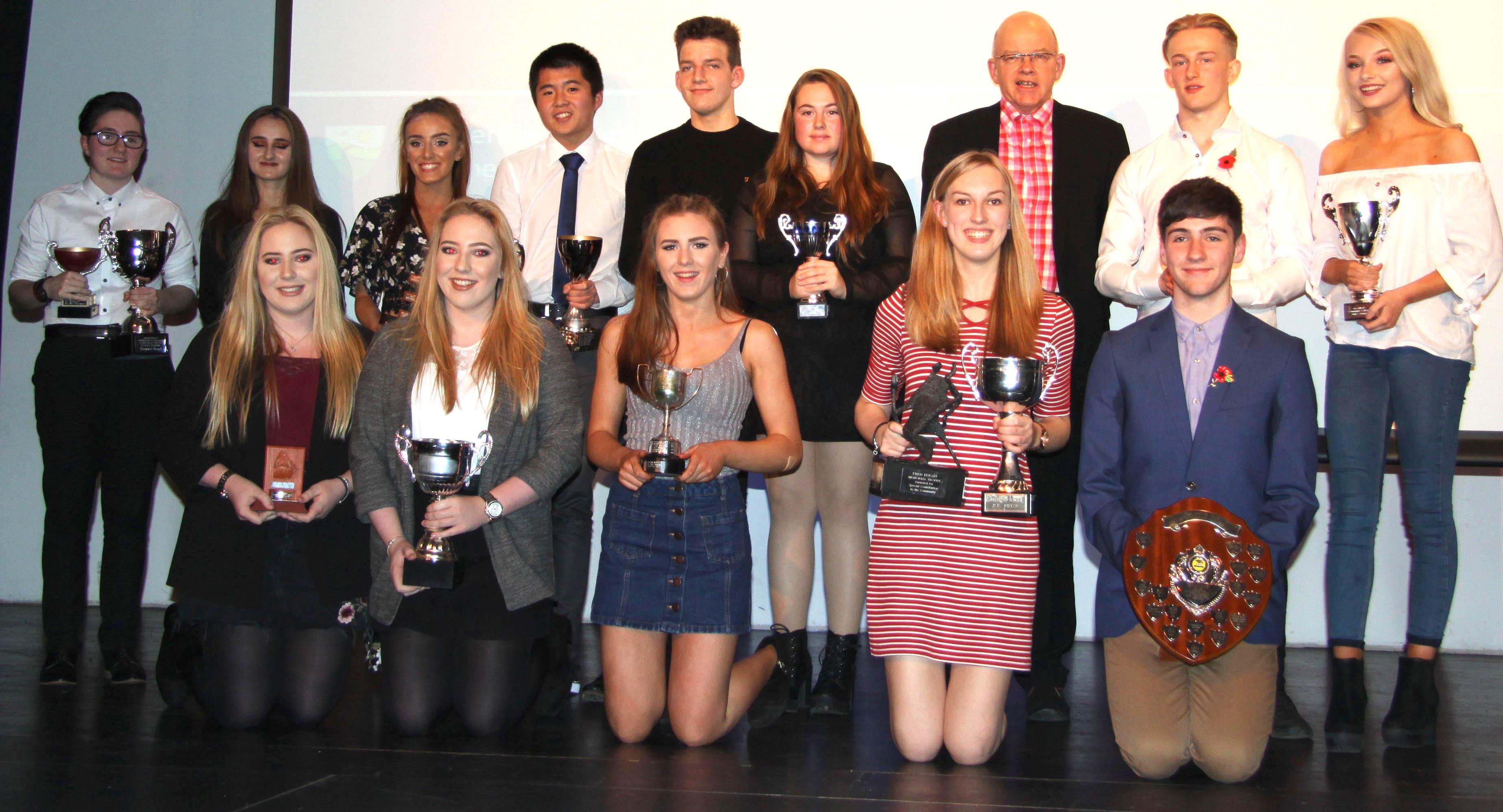 Greenfield College Celebrate Success & Achievement