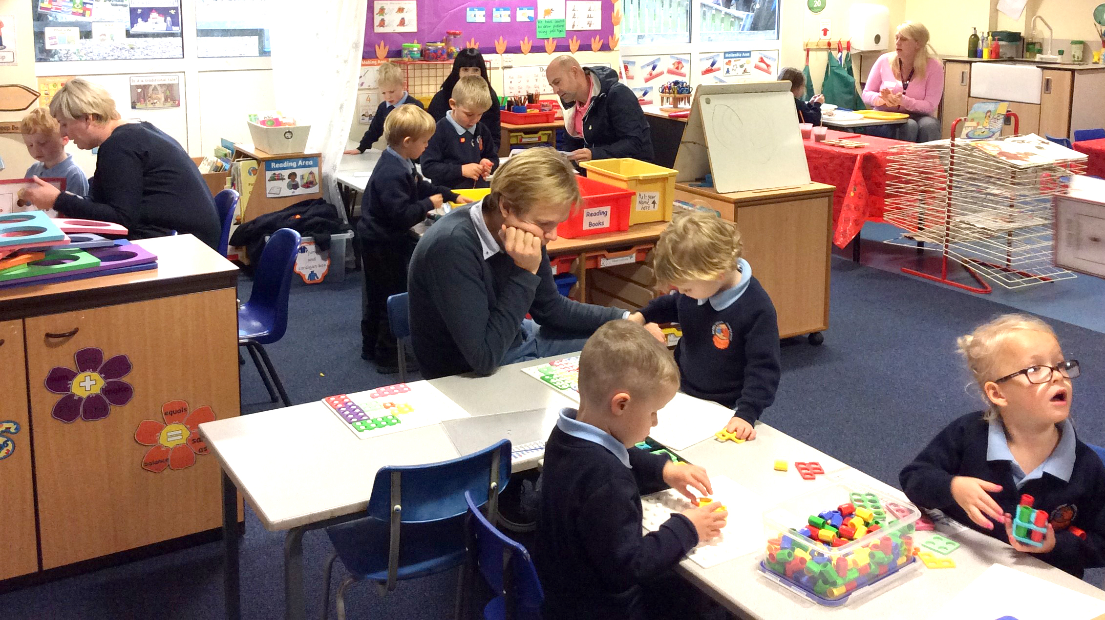Stay & Play at Village School