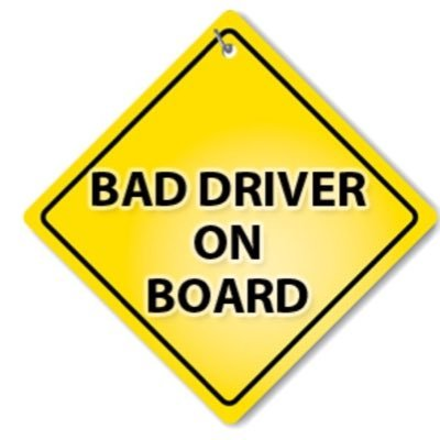 Seven Types of Bad Driver