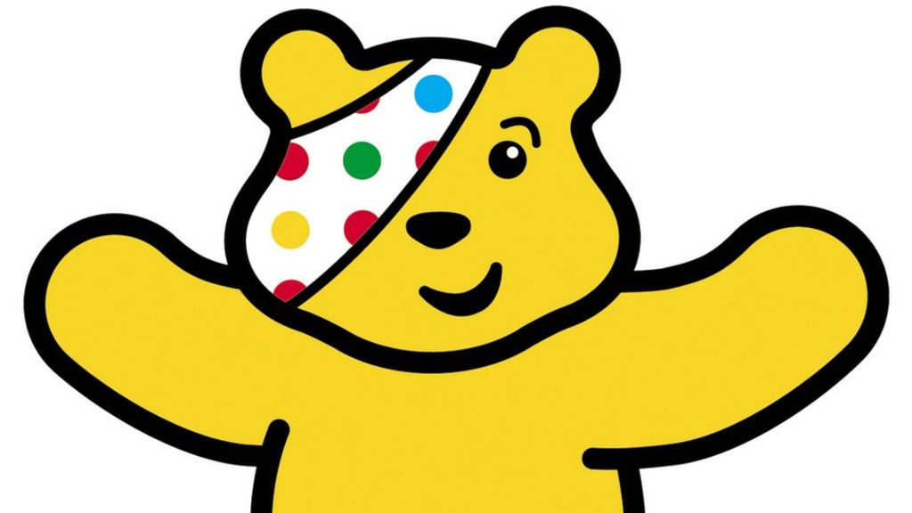 Children in Need Event at Woodham