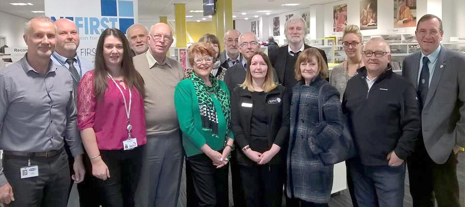 Credit Union Moves to Library
