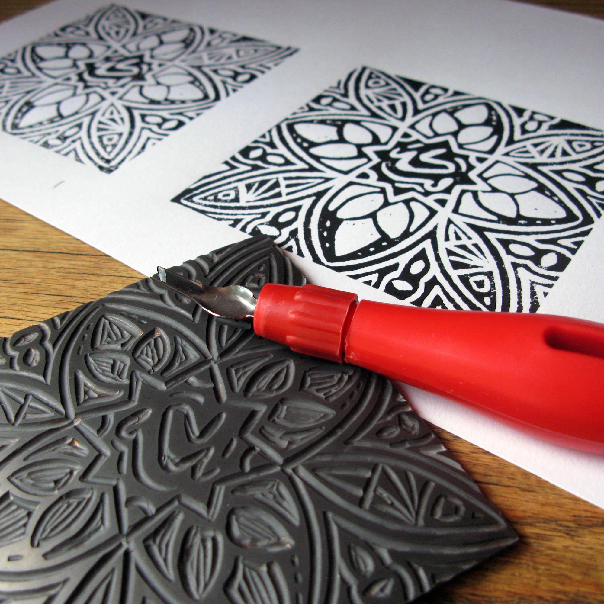 Print Making at Greenfield Arts