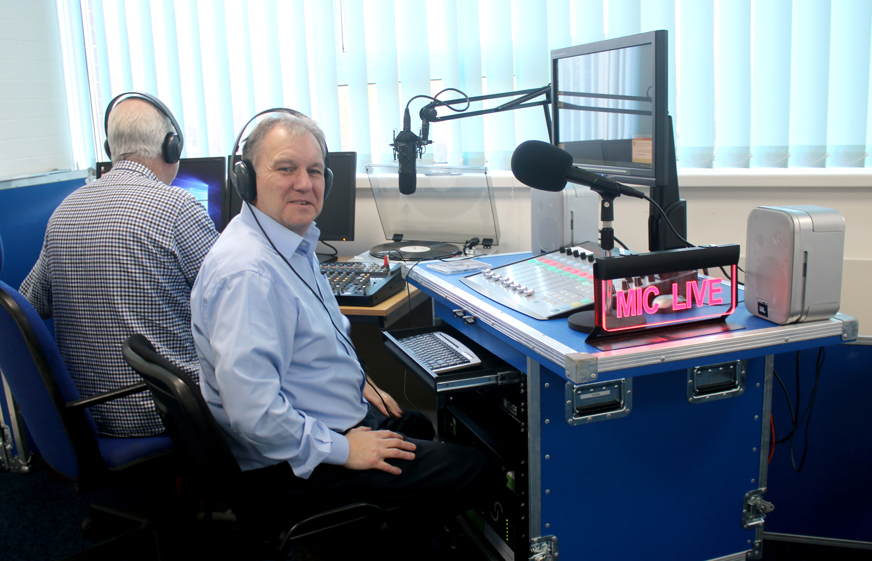 Aycliffe Radio Goes Live!