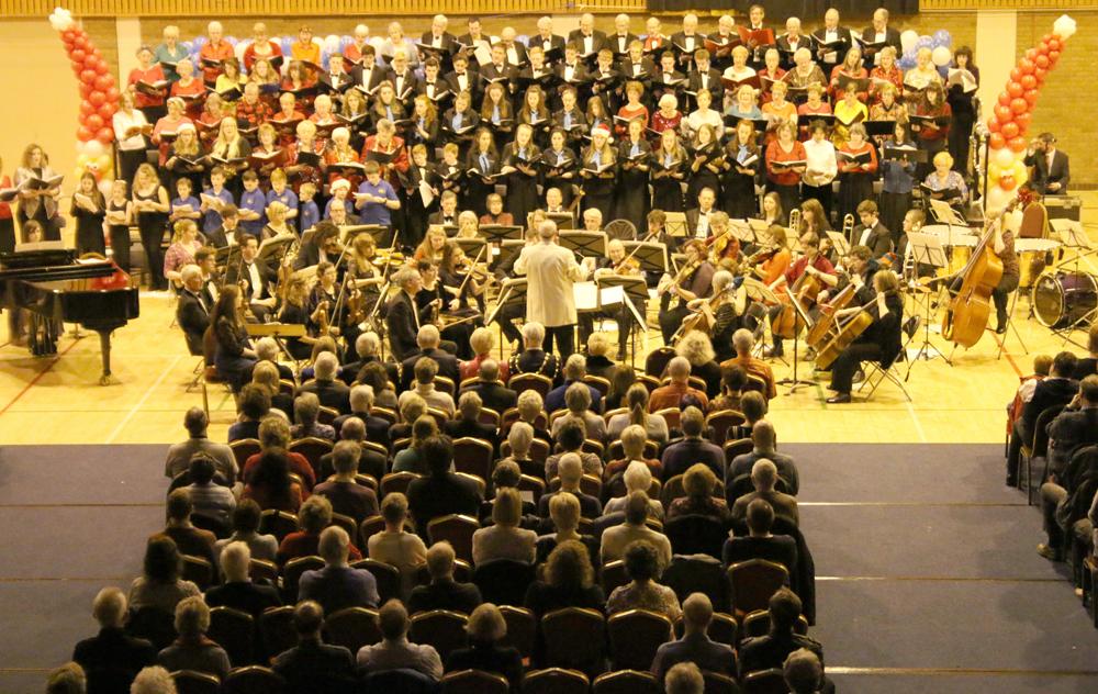 Christmas Concert for St. Teresa's Hospice