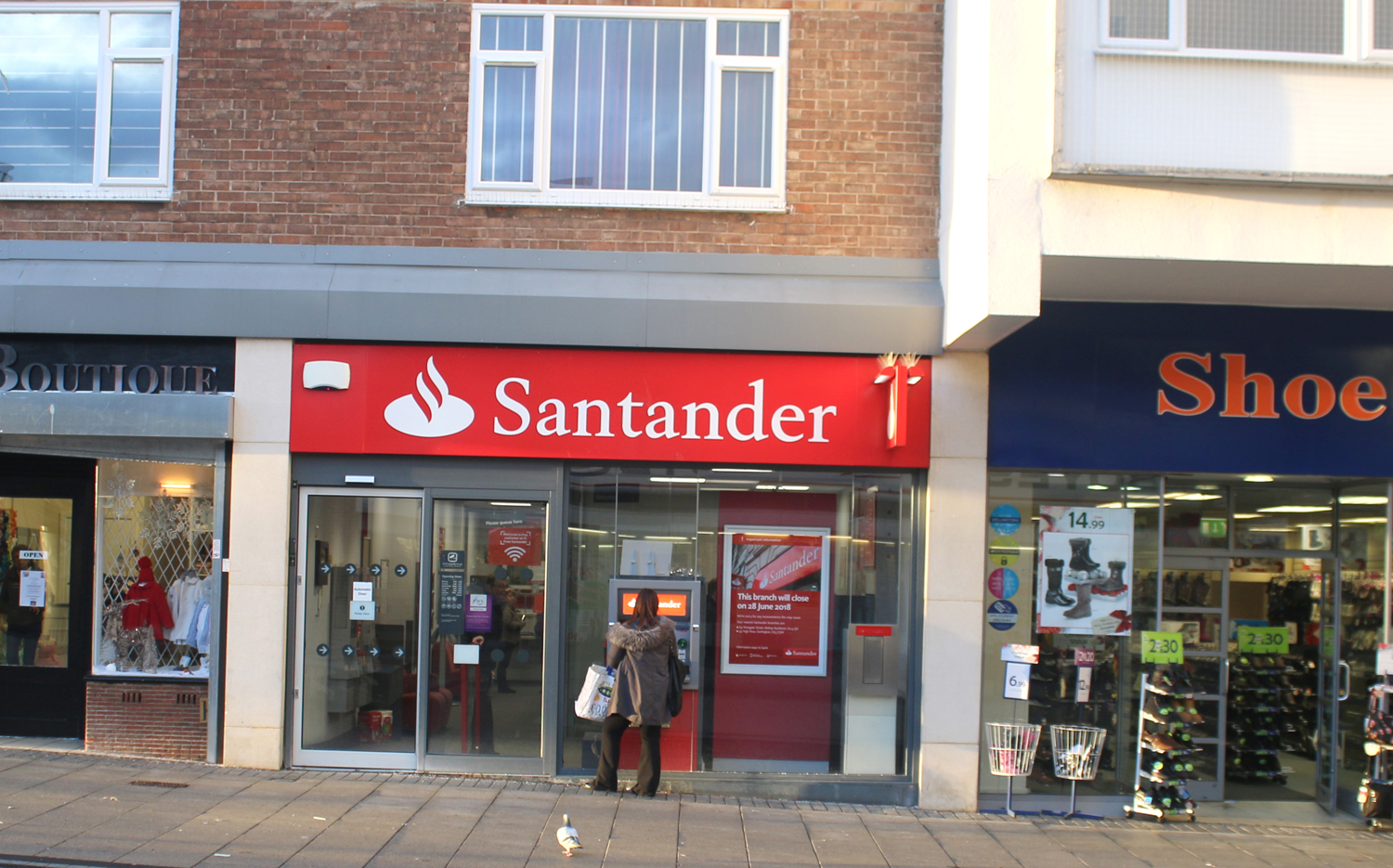 Concern Over Bank Closures in Newton Aycliffe