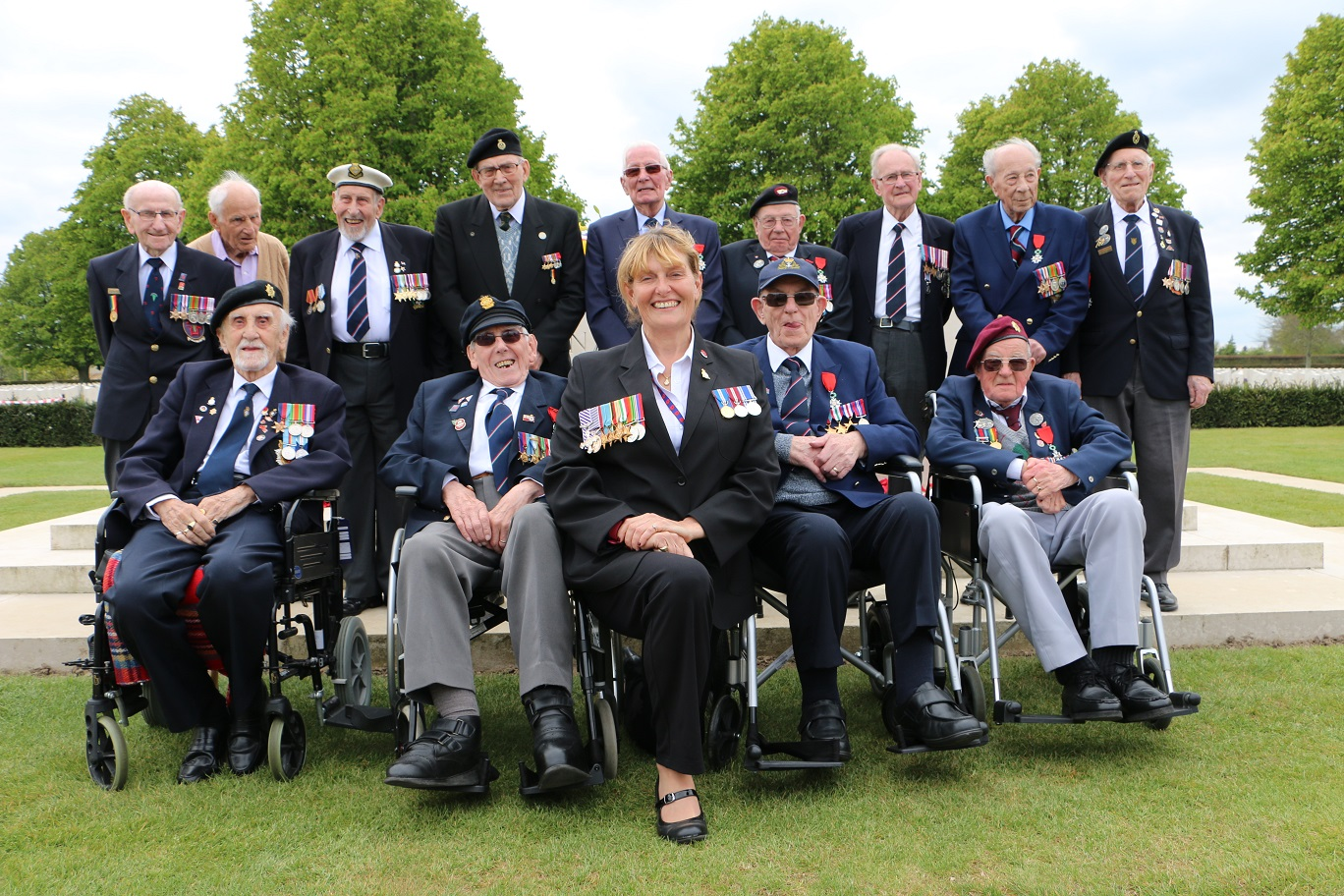 Do You Know A WWII Veteran?