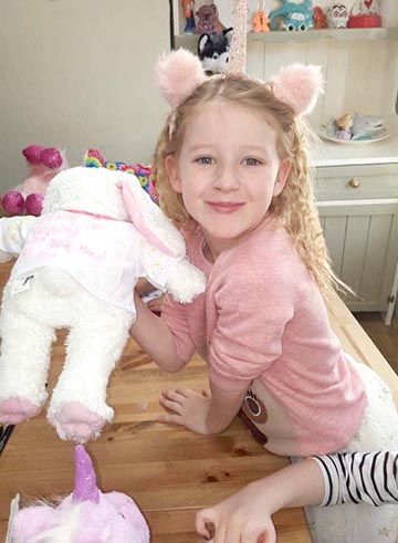 Gratitude for Freya's Remarkable Recovery