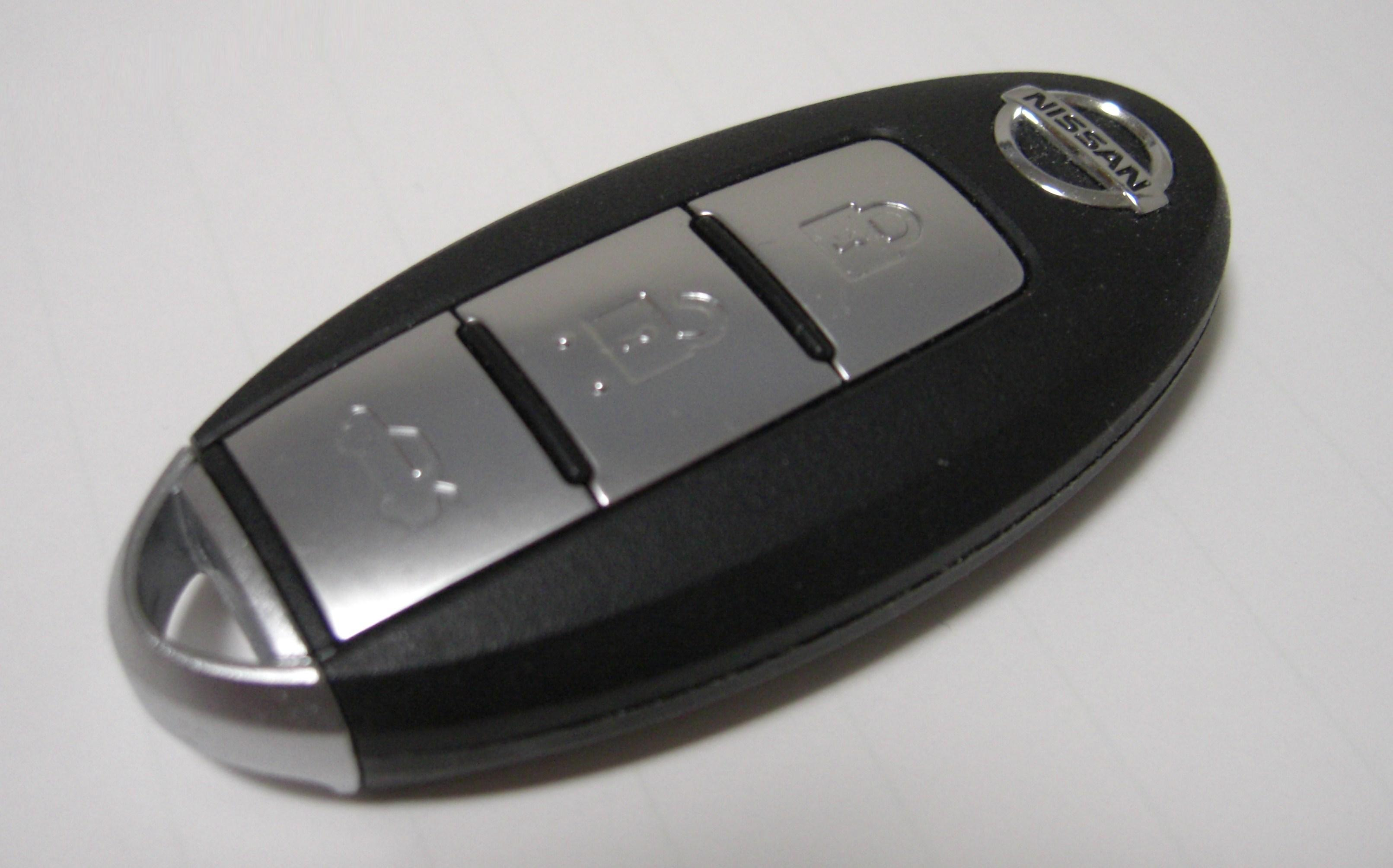 Police Warning to Owners of Keyless Cars