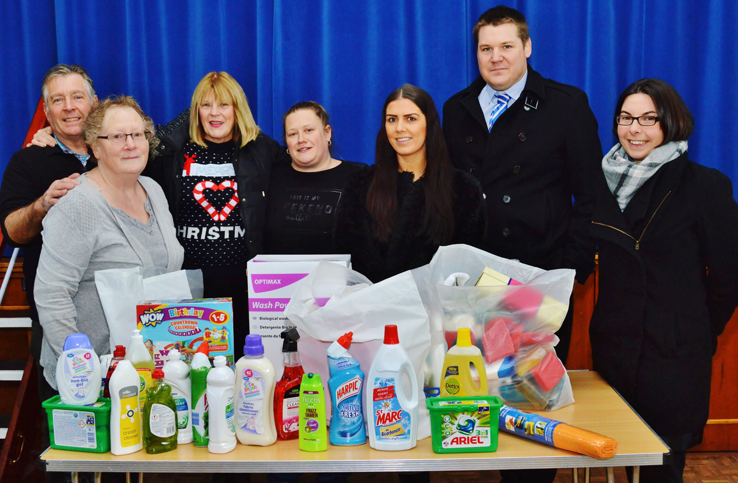 Arriva Donate £2000 to Newton Aycliffe Charity