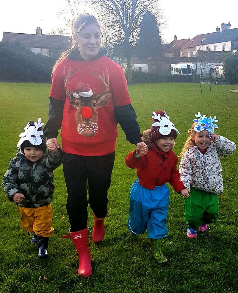 Charity Reindeer Run
