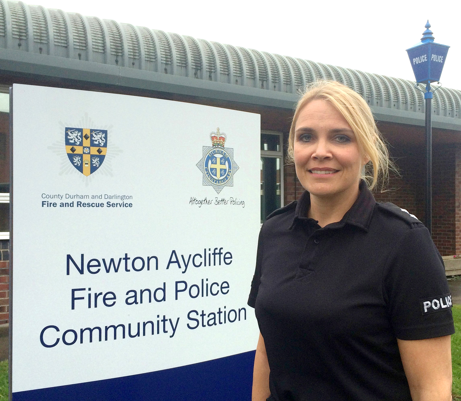 Town's Police Inspector Calls Public Meeting