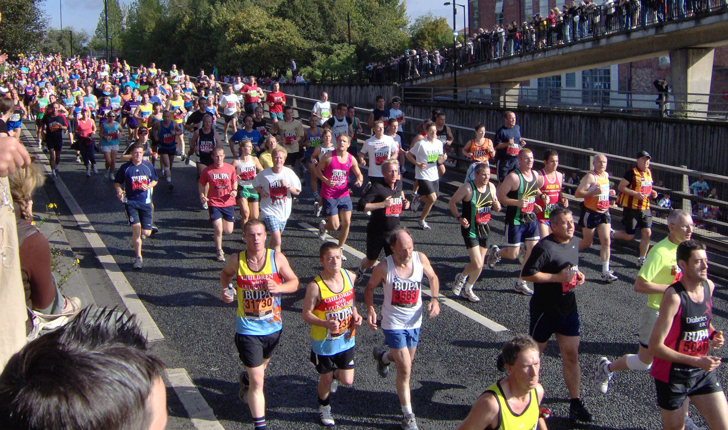 Time to Register for Great North Run