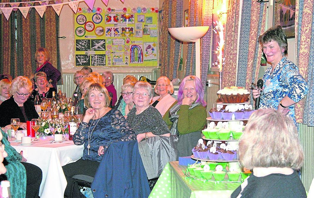 Heighington W.I. Hold Centenary Birthday Party