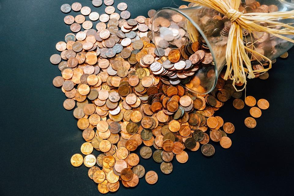Pennies Make ££'s